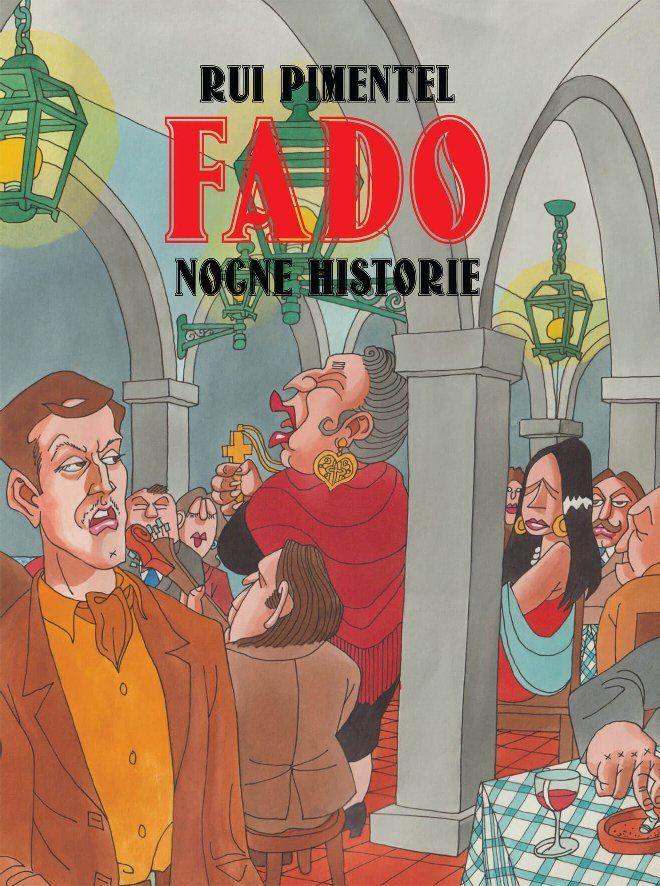 Fado - okładka