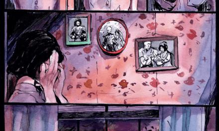 Mnemosyne – komiks Filipa Chrzuszcza i Pauliny Jaklik