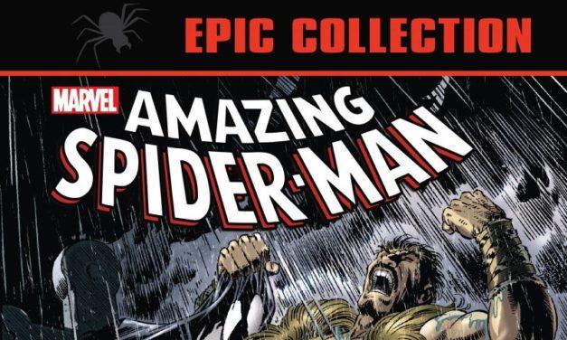 Amazing Spider-Man: Ostatnie łowy Kravena (Epic Collection) – recenzja