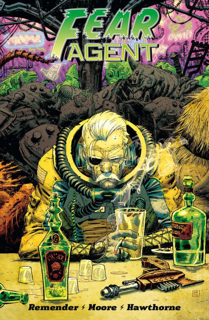 Fear Agent, tom 3 - okładka