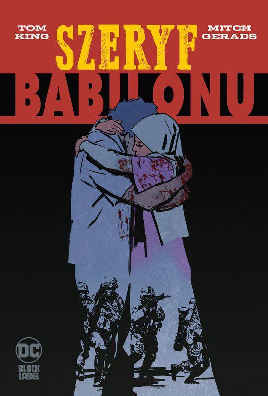 Szeryf Babilonu - okładka