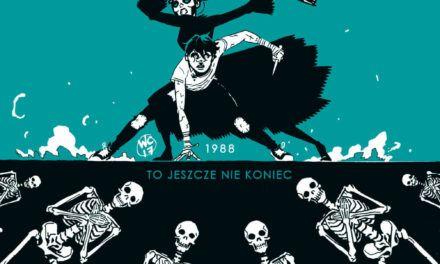 Non Stop Comics – czerwiec 2021 – zapowiedzi