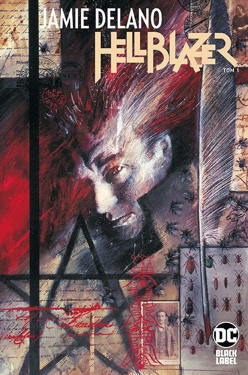 Hellblazer, tom 7 - okładka