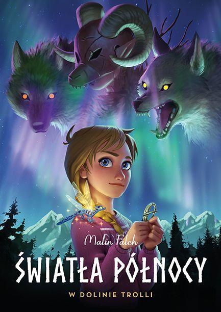 Światła Północy, tom 1 - okładka