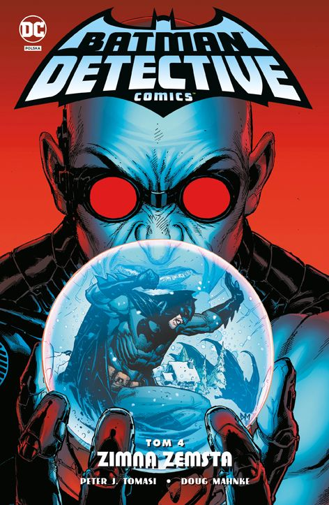 Detective Comics, tom 4 - okładka