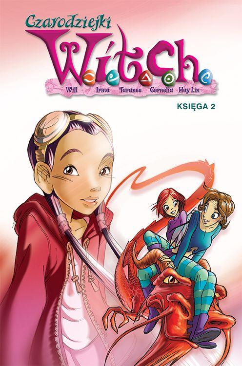 WITCH, tom 2 - okładka