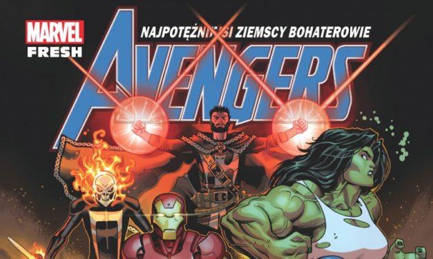 Avengers – Tom 1 – recenzja