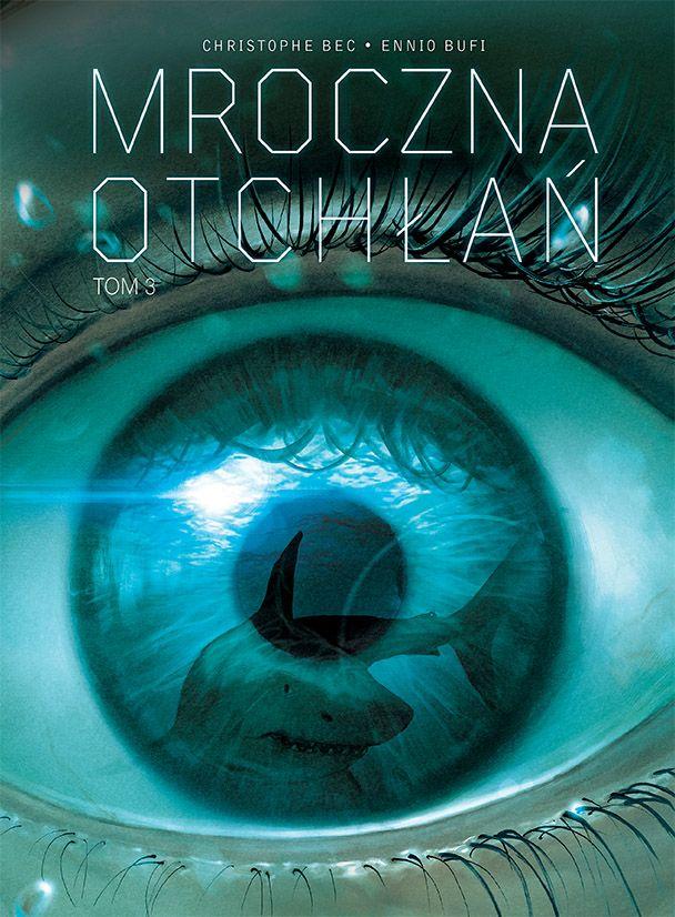 Mroczna Otchłań, tom 3 - okładka