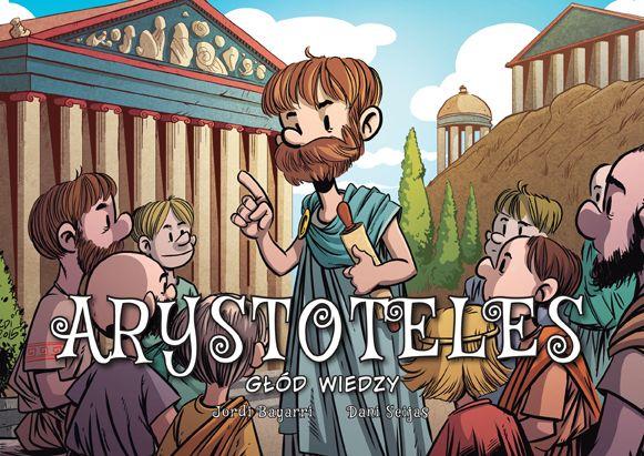 Arystoteles - okładka