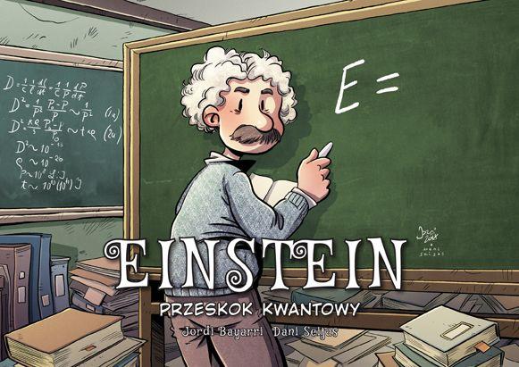 Einstein - okładka