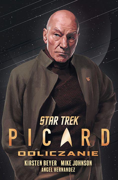 Picard, tom 2 - okładka