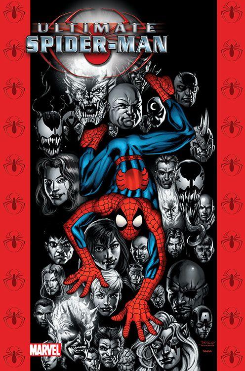 Ultimate Spider-Man, tom 9 okładka