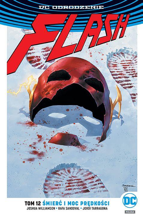 Flash, tom 12 - okładka