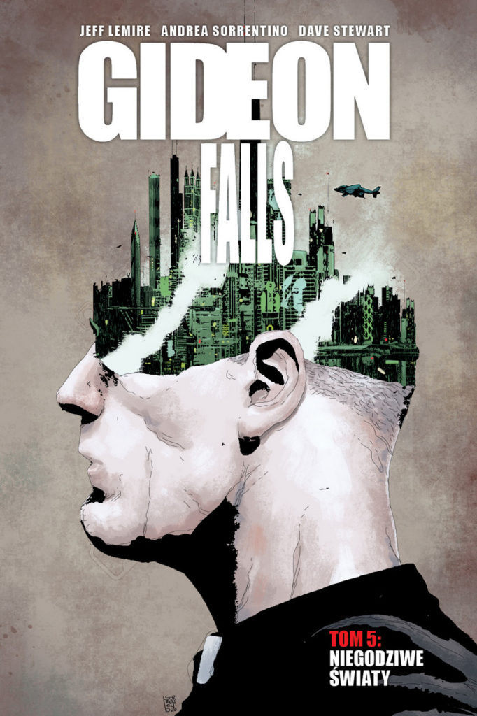 """Gideon Falls"" - Tom 5 - okładka"
