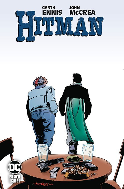 Hitman, tom 5 - okładka