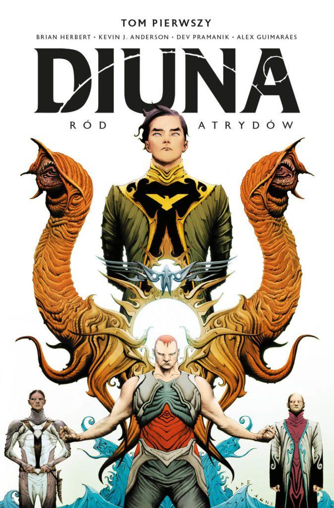 Diuna - okładka