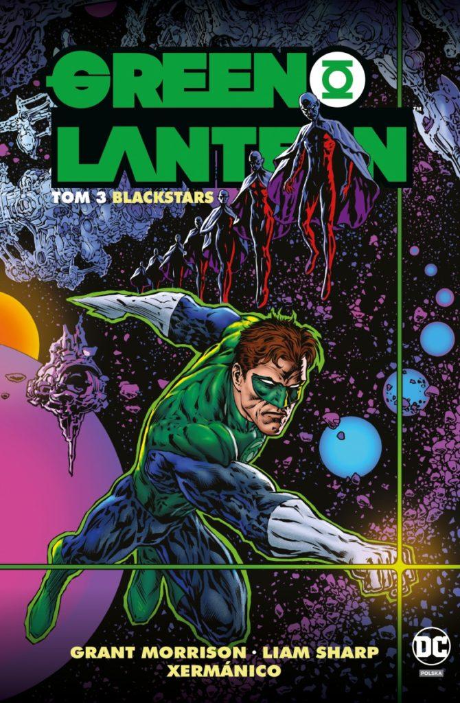 """Green Lantern"" - Tom 3 - okładka"