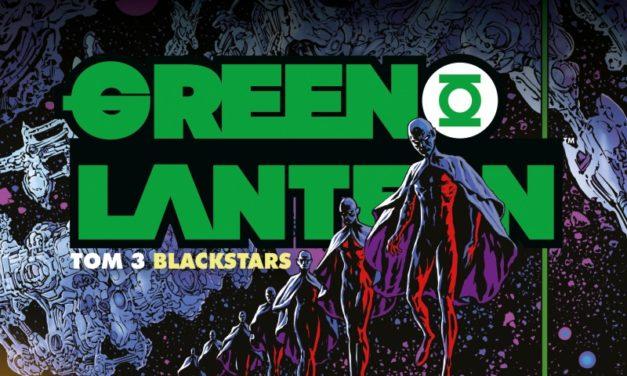 Green Lantern – Tom 3 – recenzja