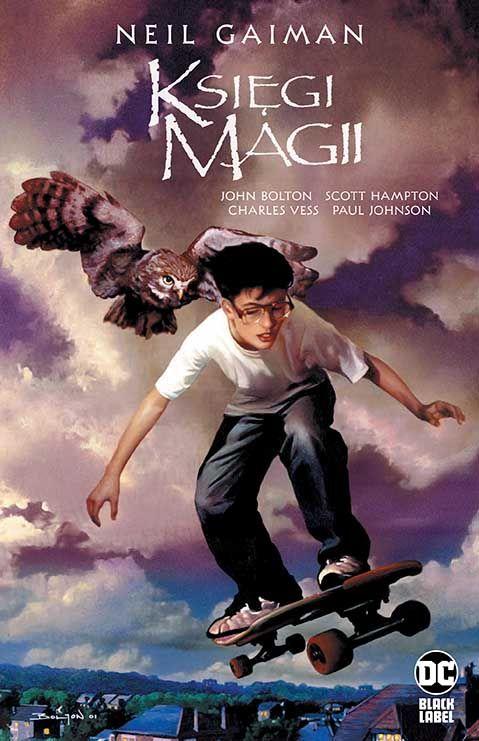 Księgi Magii - okładka