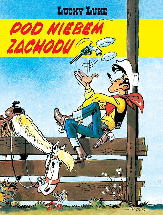 Lucky Luke - okładka