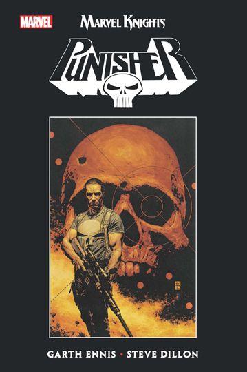 Punisher - okładka