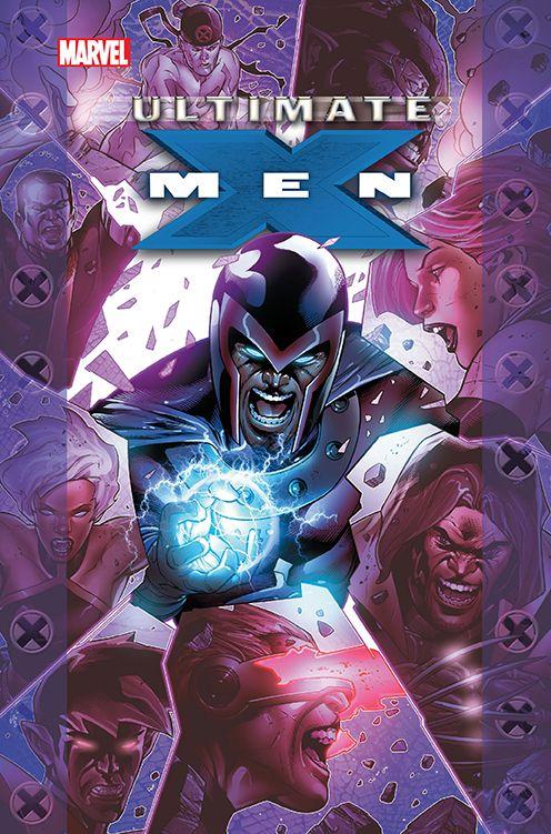 Ultimate X-men, tom 3 - okładka