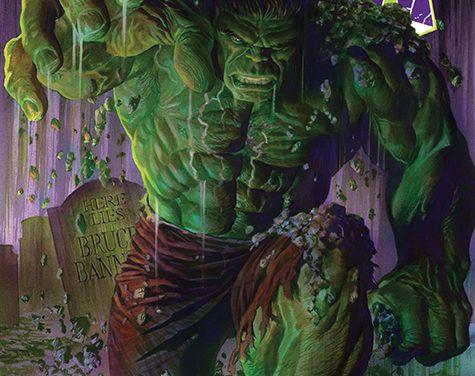 Nieśmiertelny Hulk – tom 1 – recenzja