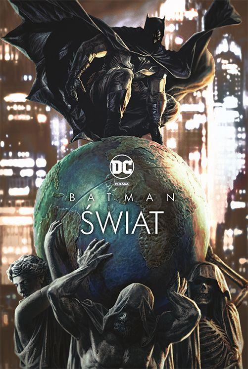 Batman. Świat - okładka