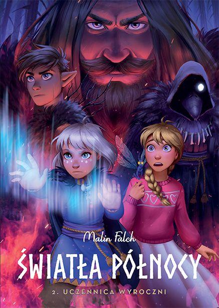 Światła Północy, tom 2 - okładka