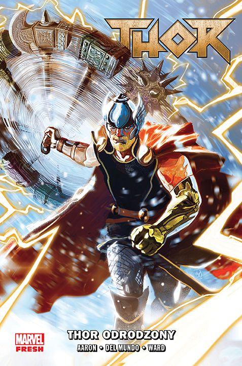 Thor - okładka