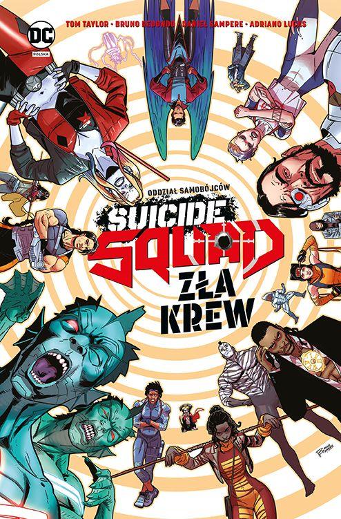 Suicide Squad - okładka