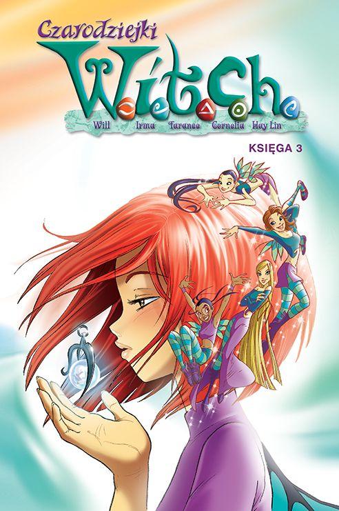 WITCH, tom 3 - okładka