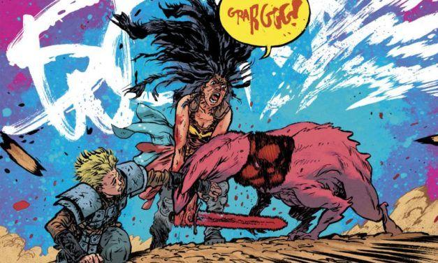 Wonder Woman. Martwa Ziemia – recenzja