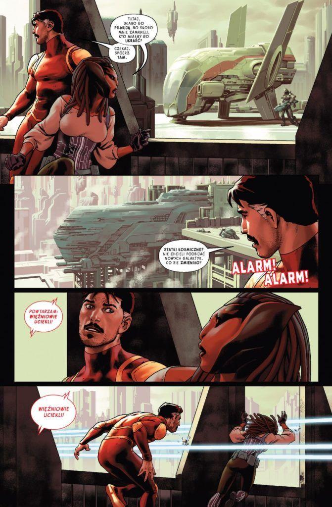 """""""Doktor Strange"""" - Tom 1 - przykładowa strona"""