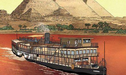Agatha Christie. Śmierć na Nilu – Recenzja