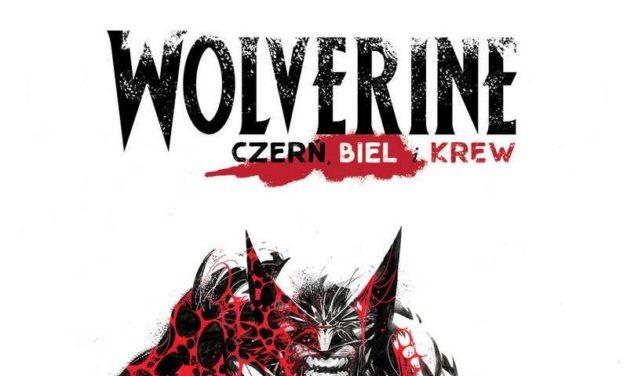Wolverine. Czerń, biel i krew – recenzja