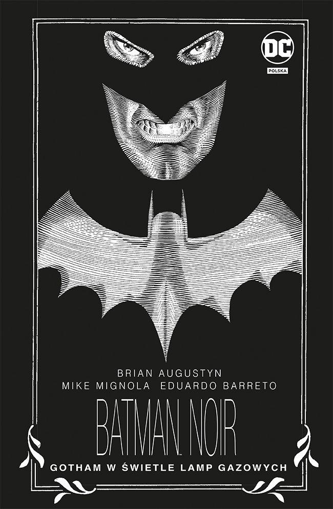 Batman Noir - okładka