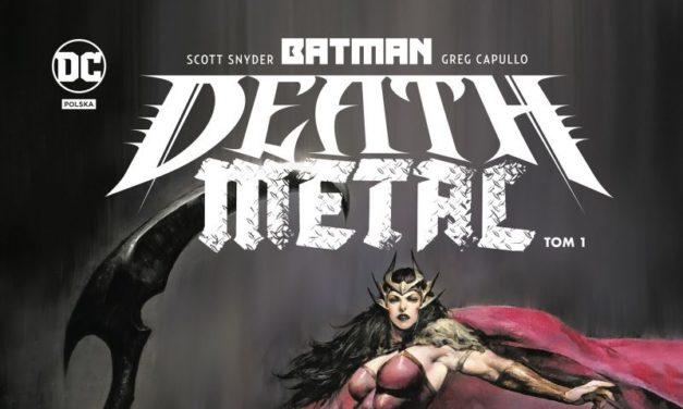 Batman: Death Metal – Tom 1 – recenzja