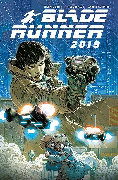 Blade Runner 2019 - okładka