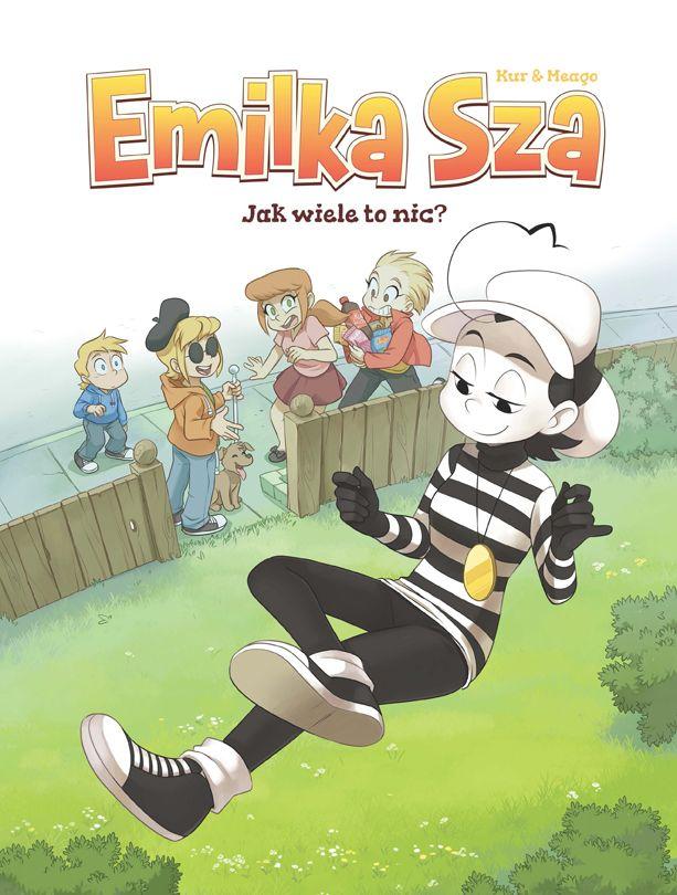 Emilka Sza - okładka