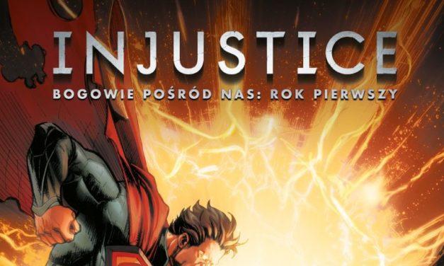 """""""Injustice: Bogowie pośród nas"""" – Tom 1 – recenzja"""