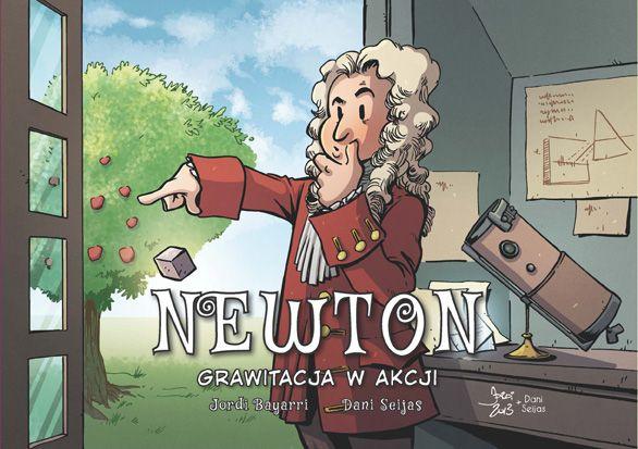 Newton - okładka