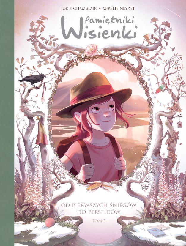 Pamiętniki Wisienki, tom 5 - okładka