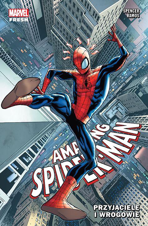 Amazing spider-Man, tom 2 - okładka