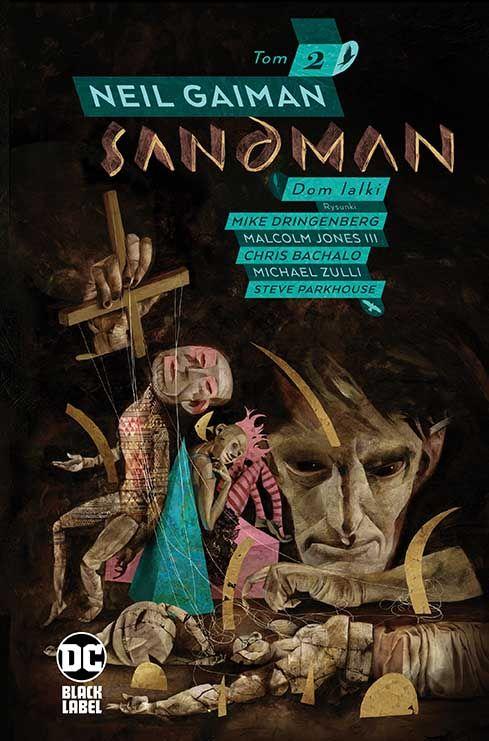 Sandman, tom 2 - okładka