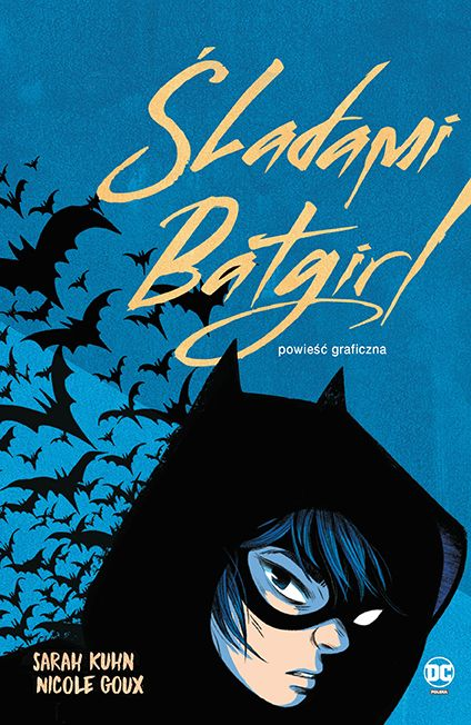 Śladami Batgirl - okładka