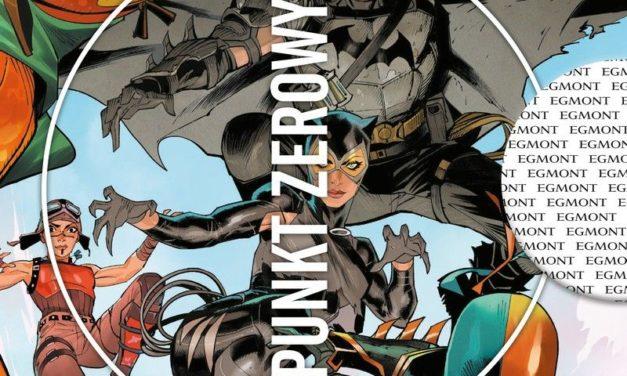 Batman/Fortnite: Punkt zerowy – recenzja
