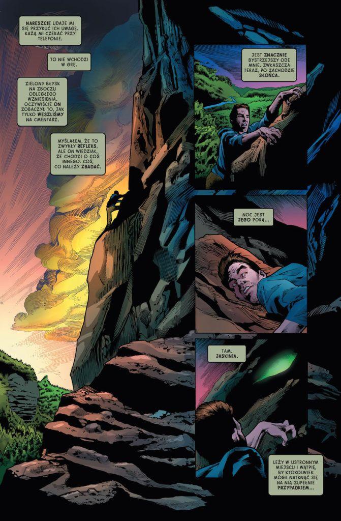 Nieśmiertelny Hulk - rys. Joe Bennett