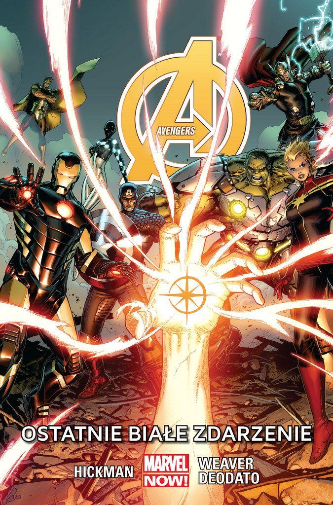 """Recenzja: """"Avengers ‒ Ostatnie Białe Zdarzenie"""""""