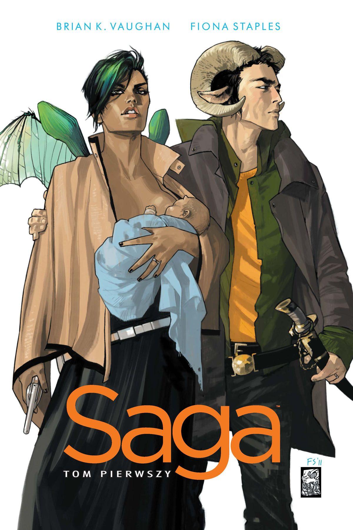 Recenzja – Saga #1